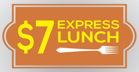 $7 Express Lunch