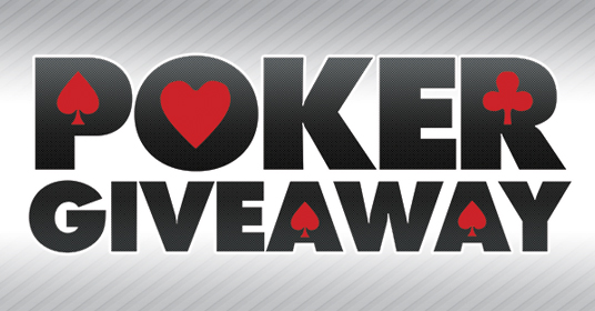 Poker Giveaway