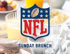 NFL Sunday Brunch Menu
